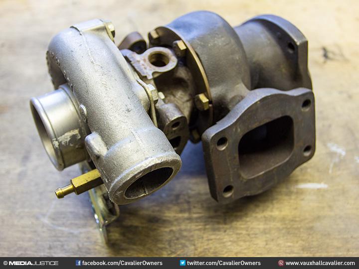 Garrett Turbocharger T3 T34 T35 Turbine Shaft Nut Right Hand Thread Turbo