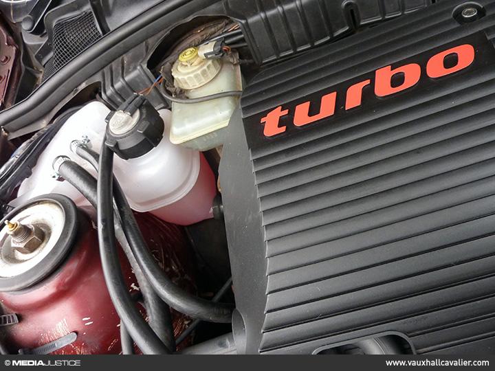 humbucker's 1994 Vauxhall Cavalier Turbo 4x4 (Turbo #2) | Mk3